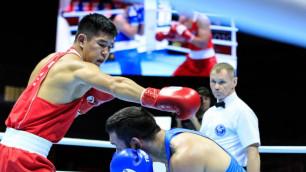 21-летний боксер из Казахстана раскрыл секрет сенсационной победы над олимпийским чемпионом