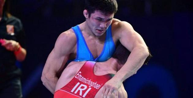 Прямая трансляция ЧМ-2019 по борьбе с участием представителя Казахстана в финале