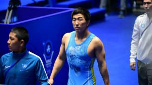 Казахстан выиграл еще одну лицензию в борьбе на Олимпиаду-2020