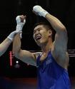 """Видео """"золотого"""" боя, или как казахстанец Нурдаулетов победил узбекского боксера в финале ЧМ"""