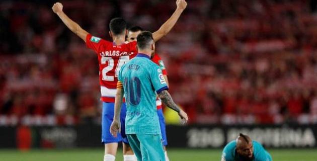 """""""Барселона"""" показала худший результат за 25 лет в чемпионате Испании"""