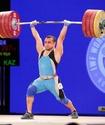 Олимпийский чемпион Рио из Казахстана не смог стать первым в третьей группе ЧМ-2019 по тяжелой атлетике