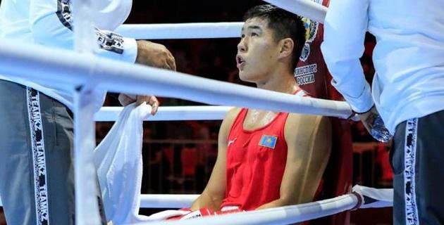 Четыре нокдауна и победа над одним из самых крутых боксеров. Видео всех боев единственного чемпиона мира из Казахстана на ЧМ-2019