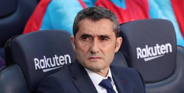 """""""Барселона"""" решилась на увольнение главного тренера"""