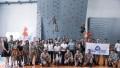 """Участники """"Алматы марафона"""" в 2019 году подарили детям скалодром, спортивную площадку и футбольное поле"""