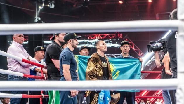 Объявлены первые участники андеркарта титульного боя Каната Ислама в Алматы