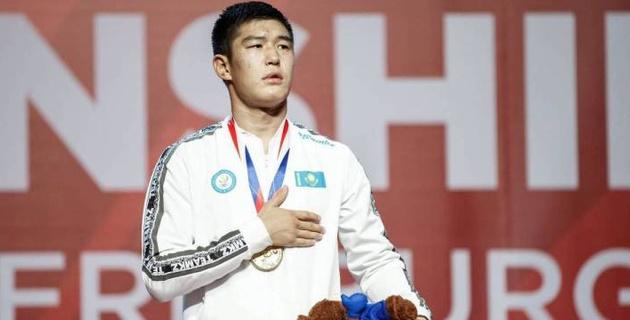 Казахстанский боксер после сенсационной победы на ЧМ-2019 получил квартиру