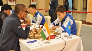 В Актобе стартовал Кубок Дворковича по шахматам