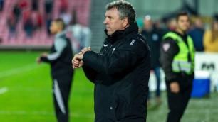 Клуб казахстанского тренера забил семь голов в матче