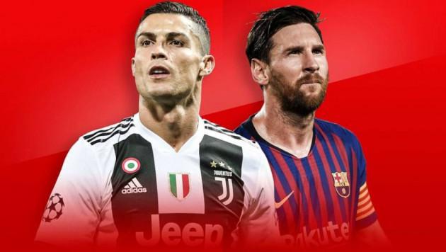 Роналду ни разу не отдал свой голос Месси при выборе лучшего футболиста года