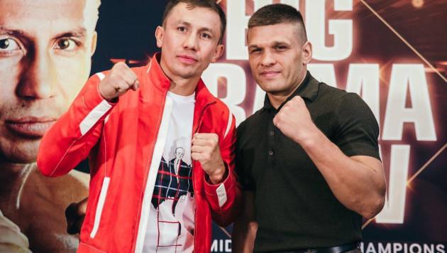 Стало известно, кто покажет в Казахстане бой Головкина с Деревянченко за два титула чемпиона мира