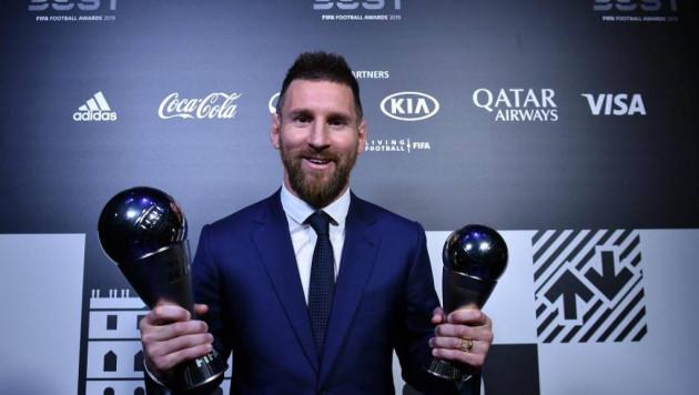 ФИФА уличили в фальсификации голосов за Месси при выборе лучшего футболиста года