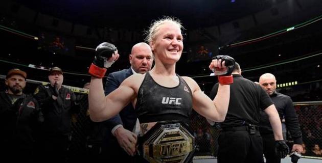 Чемпионка UFC обошла Конора МакГрегора