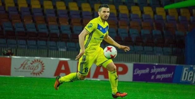 Игравший в Казахстане пятикратный участник групповых раундов ЛЧ покинет европейский клуб в конце сезона