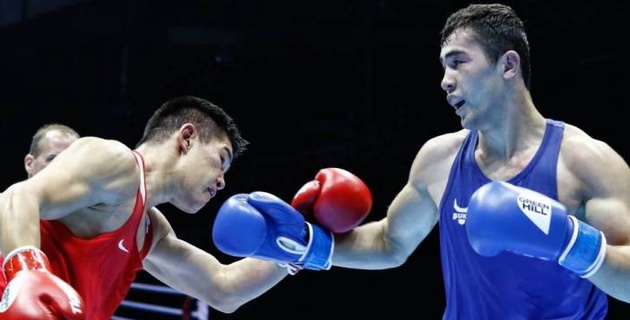 Новый чемпион мира из Казахстана назвал самый сложный бой на ЧМ и условие для перехода в профи