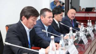 НОК Казахстана впервые в стране провел международную конференцию по спортивной медицине