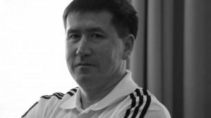 Скончался бывший футболист четырех казахстанских клубов и экс-арбитр матчей КПЛ