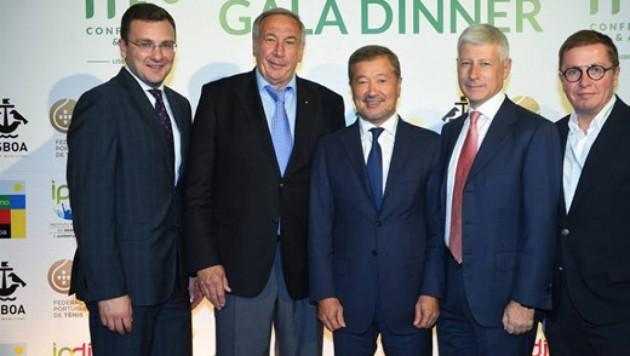 Международная федерация тенниса объявила результаты выборов членов совета директоров