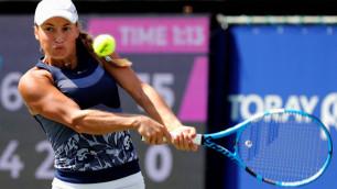 Путинцева разгромила российскую теннисистку и сыграет с первой ракеткой мира во втором круге турнира в Пекине