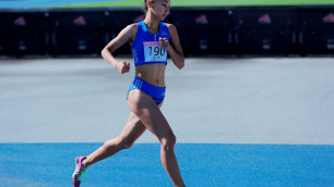 Легкоатлетка из Казахстана выступила на одном из самых быстрых марафонов в мире