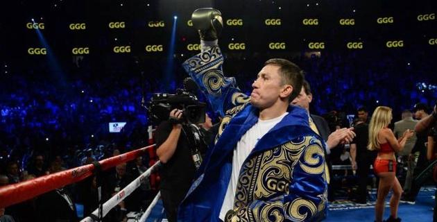 Все мои бои чемпионского уровня - Геннадий Головкин