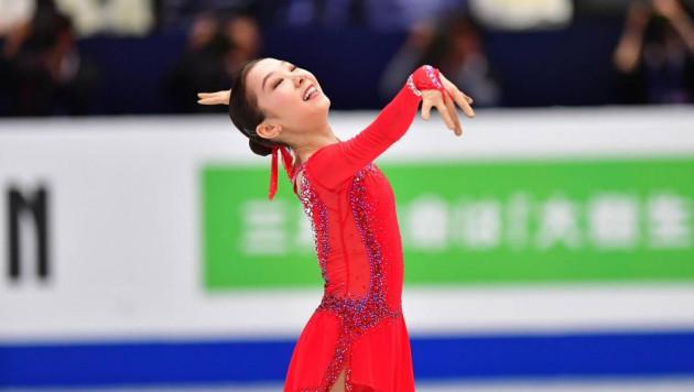 Стала известна дата возвращения Турсынбаевой на лед после травмы