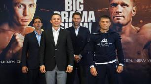 Непобежденный казахстанец с восемью нокаутами назвал ключевой фактор в бою Головкина за два титула