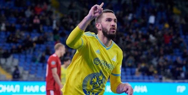 """""""Астана"""" назвала стартовый состав на первый домашний матч в группе Лиги Европы"""