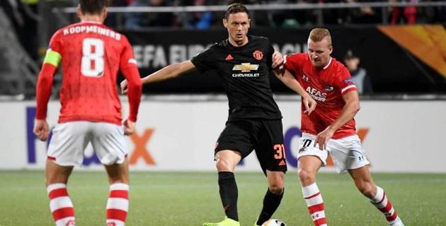 """Следующий соперник """"Астаны"""" в группе Лиги Европы отобрал очки у """"Манчестер Юнайтед"""""""