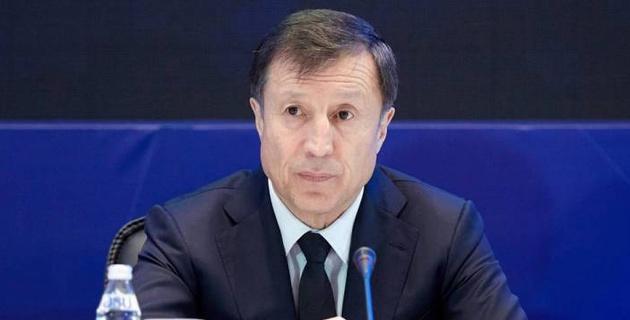 Президент КФФ обратился к руководителям клубов, футболистам и судьям и пригрозил дисквалификациями