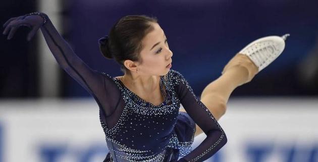 Казахстанская фигуристка Элизабет Турсынбаева стала второй на турнире в Китае