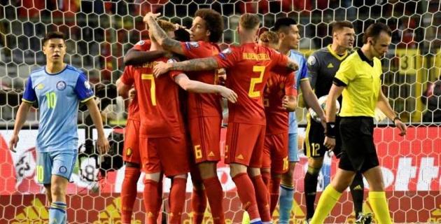 Лучшая сборная мира назвала состав на матч с Казахстаном в отборе на Евро-2020