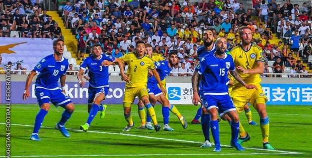Сборная Кипра назвала состав на матч с Казахстаном в отборе на Евро-2020