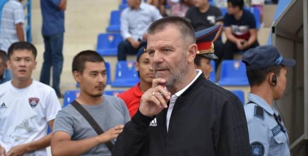 Стойчо Младенов назвал ключ к победе в финале Кубка Казахстана по футболу