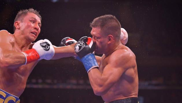 Головкин вышел на бой с Деревянченко с болезнью. Он плохо себя чувствовал - Хирн
