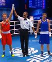 Казахстанская боксерша вышла в 1/8 финала ЧМ-2019 в Улан-Удэ