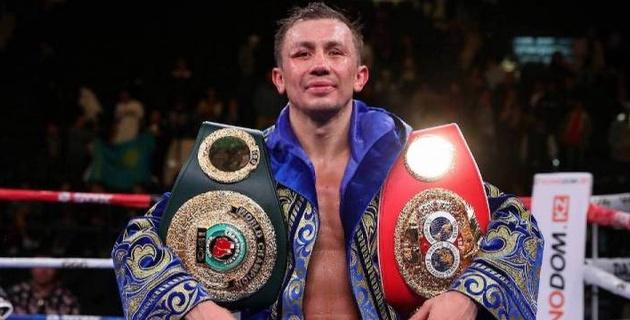Стало известно, когда Головкин вернется на ринг после завоевания двух титулов