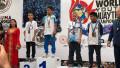 Сборная Казахстана по муай-тай завоевала 15 медалей на чемпионате мира среди юниоров