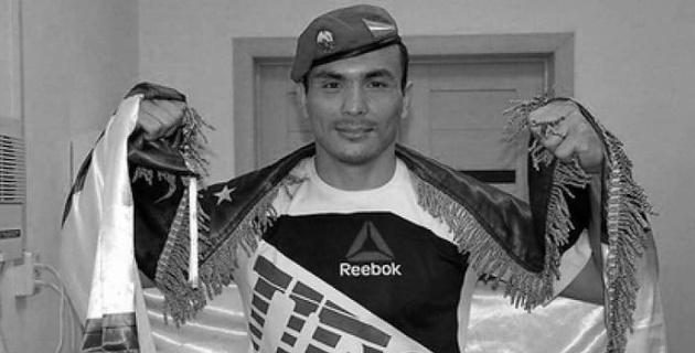 Боец MMA умер через три дня после поединка