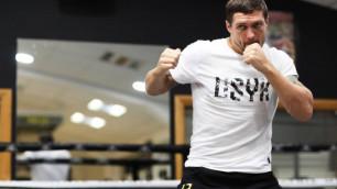 Дебют Усика в супертяжелом весе под угрозой срыва, соперник попался на допинге