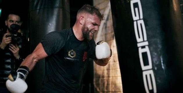 Объявлен соперник Сондерса на дебютный бой в США