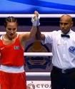 Две казахстанки пробились в полуфинал чемпионата мира по боксу