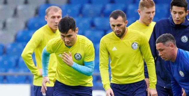 Стал известен состав сборной Казахстана на матч с Кипром