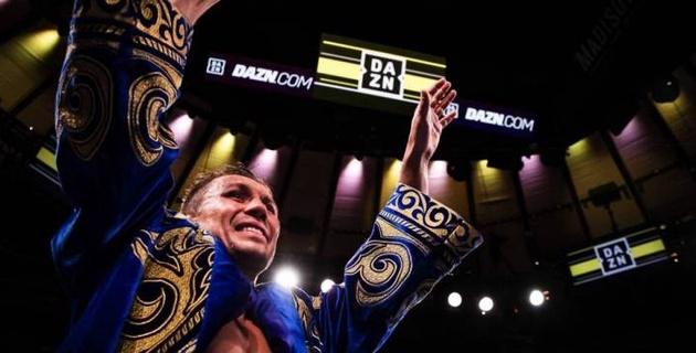 Претендент на титул IBF объявил о бое с Головкиным