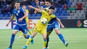Эксперт озвучил причину поражения сборной Казахстана от Кипра и назвал результат матча с Бельгией