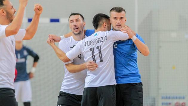 Казахстанский клуб впервые вышел в элитный раунд ЛЧ после поражения от чемпиона России