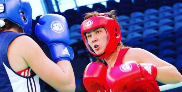 Казахстанская боксерша проиграла в полуфинале ЧМ в Улан-Удэ