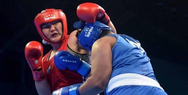 Еще одна казахстанка осталась без финала ЧМ по боксу в Улан-Удэ