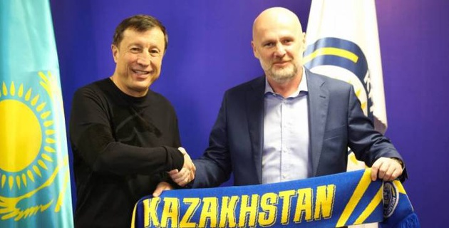 Лучше или хуже Стойлова? Президент КФФ оценил работу Билека в сборной Казахстана