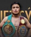 Родившийся в Китае боксер выиграл первый бой под флагом Казахстана